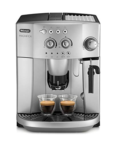 De'Longhi Magnifica, Automatic Bean to Cup Coffee Machine, Espresso,...