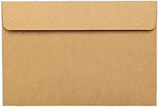 أظرف صغيرة ملونة متنوعة لبطاقة الهدية، بطاقة عمل مع غراء مرطب، 30 قطعة (حرفة)