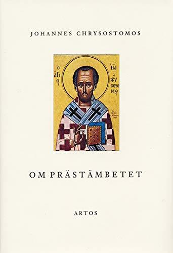 Om Prästämbetet : dialog och homilia