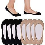 8 Pack Ultra Low Cut No Show Socks Women...