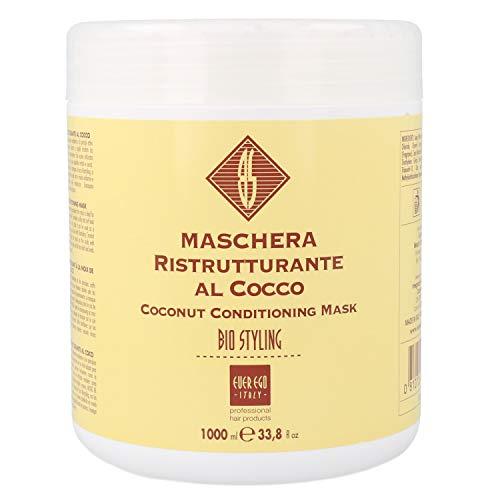 Alterego Everego Bio Styling Coconut Mascarilla 1000ML, Único, Estándar