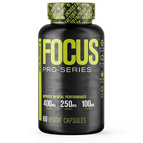 Pro-Series Focus Nootropic - Brain …