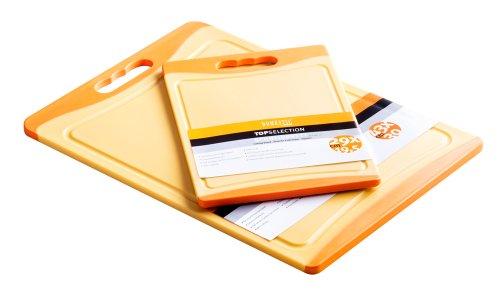 Josef Mäser GmbH, Set di taglieri, 2 pz, Arancione (Orange)