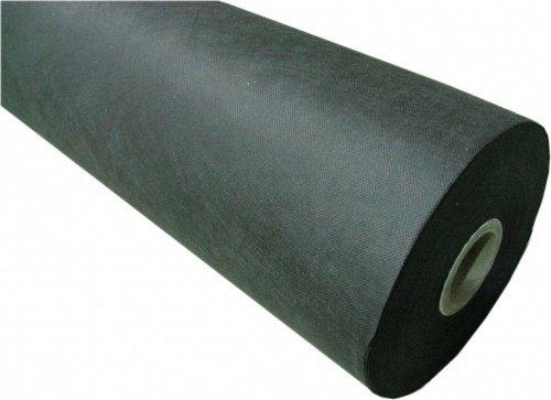 Nutley's Lot de 10 x 1.5 m Weedban 70 Tissu de contrôle des Mauvaises Herbes – Noir