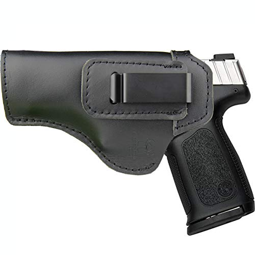 IWB Holster Fits: S&W SD9VE and SD40VE - Inside Waistband Concealed Carry Pistols Holster (Left Side)