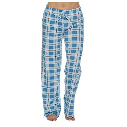 Pyjamahose Damen Lang Feinstrumpfhose Damen Gefütterte Regenhose Strumpfhose Bodybuilding Hose Thermoreithose Kinder Damen-Unterhosen(Blau,S)
