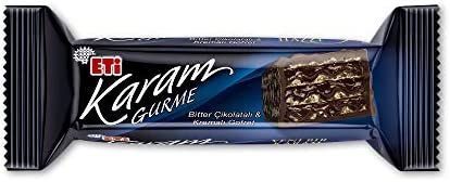 Eti Karam Gurme Bitter Çikolatalı Kremalı Gofret 50 g