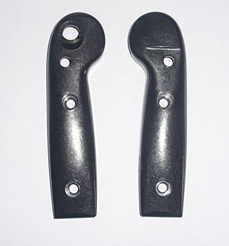 AK-47 AK47 AKM Bajonett Griffschalen schwarz (1 Paar) original DDR NVA 70 iger Jahre Produktion