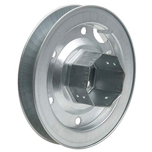 WOLFPACK LINEA PROFESIONAL 5250125 Disco Persiana Espiga Metalica 180x60 mm. Cinta 18/22 mm