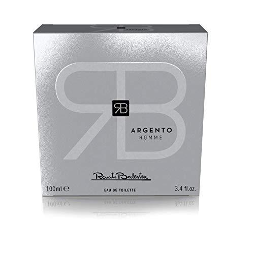 Renato Balestra Eau De Toilette Argento Uomo - 100 ml