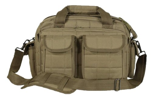 VooDoo Tactical 15-9649007000 Standard Scorpion Range Bag, Coyote