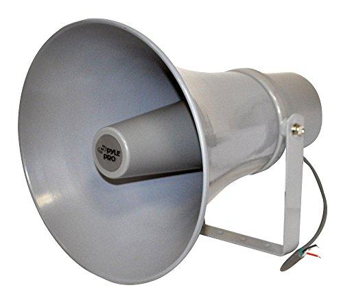Pyle PHSP121T 11-Inch Indoor/Outdoor 70 Volt 30 Watts PA Horn Bocina