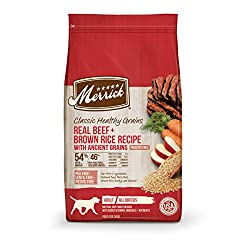 Merrick Dry Dog Food with added Vitamins & Minerals