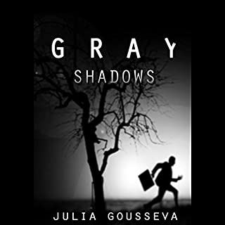 Gray Shadows audiobook cover art