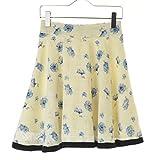 (アラマンダ) Allamanda 花柄サーキュラー スカート