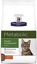 10 Mejor Hills Prescription Metabolic Feline de 2020 – Mejor valorados y revisados
