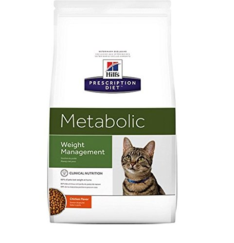 Hill's Prescription Diet Feline Metabolic, 1er Pack (1 x 4 kg)