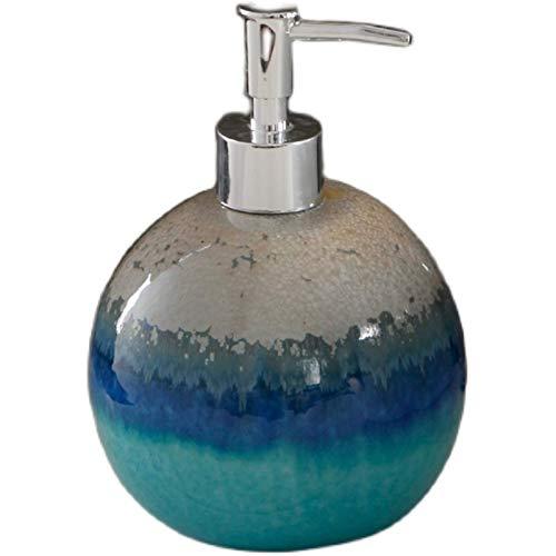 LHY HOME Dispensador De Jabón Dispensadores De Jabón con Encimera Botella De Bombeo Loción Líquida Dispensador De Jabón para Baño Cocina