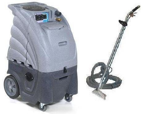 Buy Bargain Carpet Extractor Complete with Stainless Steel Wand, Vacuum Hose & Solution Hose