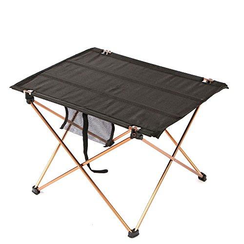 Starcrafter Tavolino pieghevole portatile da campeggio,tavolo leggero stabile per campeggio, picnic, spiaggia, escursione, trekking