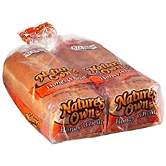 From morning toast to sandwhiches, nothing beats a slice of Nature's Own bread This Item is a view only item--check with your local club for exact pricing and specifications No cholesterol
