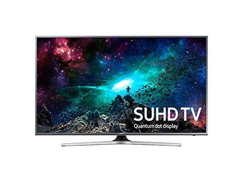 Samsung Smart TV 55' 4K UN55JS700DFXZA (Renewed)