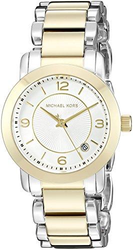 Michael Kors Women's Janey Two-Tone Watch MK3487