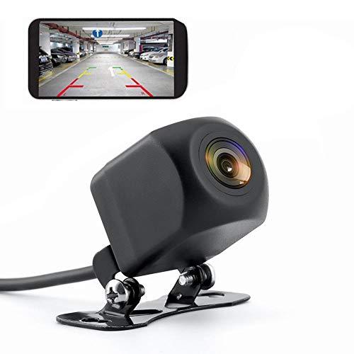 StageOnline WiFi, das Kamera-Nachtsicht-Rückfahrkamera Mini Driving Recorder für iPhone und Android-Tachographen - Parkmonitor und Bewegungserkennung rückgängig Macht