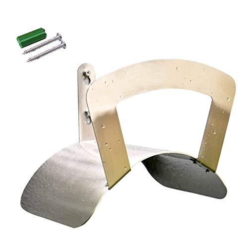 Tong Yue Pack de 4 Rotation Support de rangement Sac cravate ceinture cintre crochet Placard Cintre