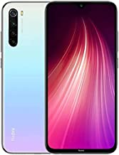 "Xiaomi Redmi Note 8 (64GB, 4GB) 6.3"" Display, Snapdragon 665, 48MP Quad Camera, Dual SIM GSM Factory Unlocked - US & Globa..."