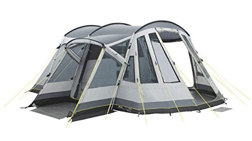 Outwell Campingzelt Premium Montana 5P Zelt, grau, 5 Personen
