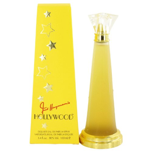 Fred Hayman Hollywood Eau De Parfum Spray for Women, 3.4 Ounce Free Express Shipping
