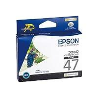 エプソン エプソン対応純正インクカートリッジ ICBK47 ブラック ICBK47/56897760