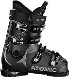 ATOMIC HAWX Magna 75 W, Botas de esquí Mujer, Black/Light Grey, 37.5 EU