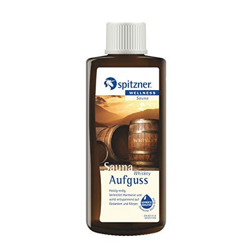 Spitzner Saunaaufguss WHISKEY 190 ml