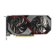 ASRock Phantom Gaming D Radeon RX 5500 XT 8G OC Video Card, RX5500XT PGD 8GO