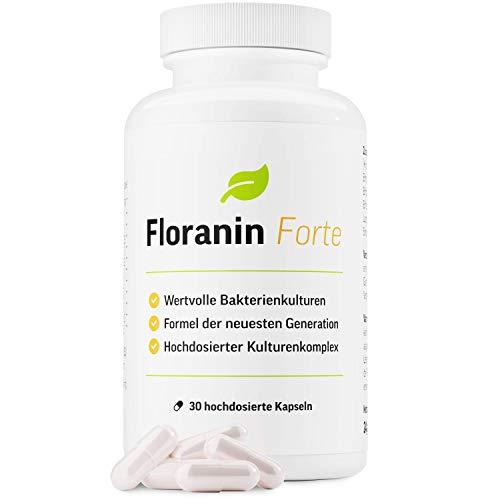 Floranin Forte | Innovativer Komplex + Galactooligosaccharide | 30 Kapseln | Made in Germany