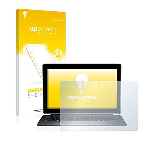 upscreen Entspiegelungs-Schutzfolie kompatibel mit Medion Akoya P3401T (MD 60294) – Anti-Reflex Bildschirmschutz-Folie Matt