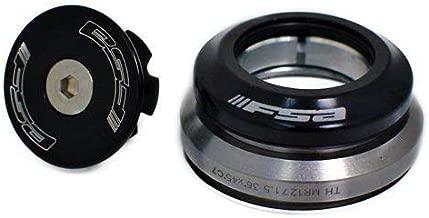 FSA Integrated Headset Orbit C-40 1-1/8 inch - 1.5 inch Tapered, Black XTE1519