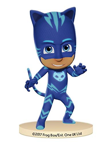 dekora Figura PVC de PJ Masks Catboy, Azul, 5 x 5 x 7 cm