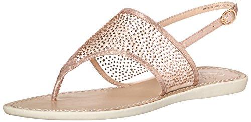 Adrianna Papell Women's Talia Dress Sandal, Blush, 7 M US