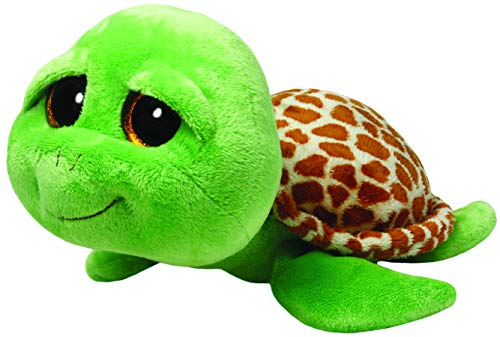 Carletto Ty 7136809 TY 7136809-Zippy X-Large-Schildkröte, 42 cm, grün