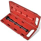 Nishore Kit de Démonte Rondelles d'Injecteur Noir 230mm Livré dans Un boîtier en Plastique moulé