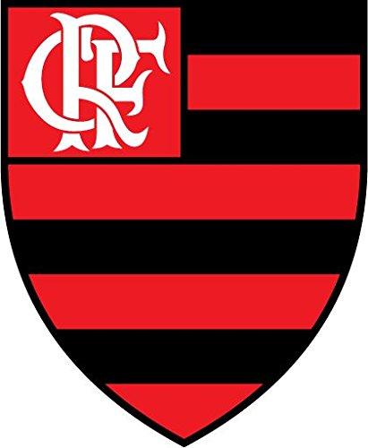 Flamengo FC Brazil Soccer Football Hochwertigen Auto-Autoaufkleber 10 x 12 cm
