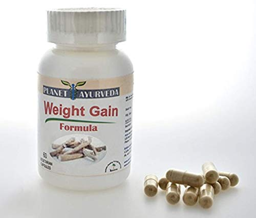 Gain Weight Pills - 60 Tablets GAIN Weight Fast. Weight Gain Plus Increase Appetite Enhancer/Appetite Stimulant Weight Gain Herbal Supplement. Safe Weight Gainer Pills for Both Men or Women