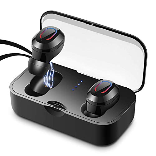 Donerton Wireless Earbuds, 20H Spielzeit, IPX5 Wasserdicht Bluetooth...