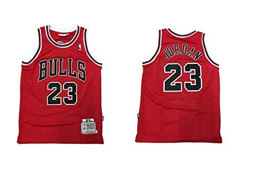 Canotta NBA Retro - Michael Jordan - Chicago Bulls Hardwood Classics Vintage (XL)