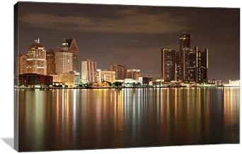 Detroit, Michigan Skyline 36