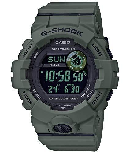 [カシオ] 腕時計 ジーショック G-SQUAD Bluetooth 搭載 GBD-800UC-3JF メンズ