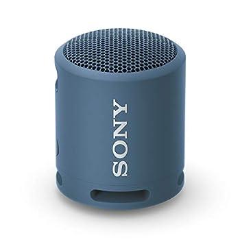 Sony SRS-XB13 Extra BASS Wireless Portable Compact Speaker IP67 Waterproof Bluetooth Light Blue  SRSXB13/L